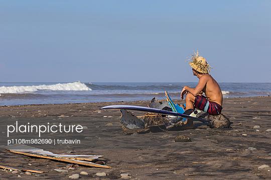 Urlaub auf Bali - p1108m982690 von trubavin