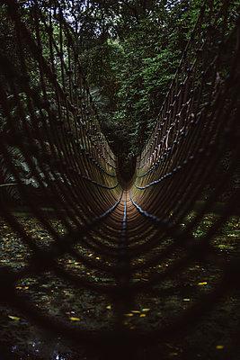 Suspension bridge - p1326m2099780 by kemai