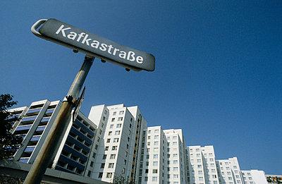Kafkastraße - p1780326 von owi