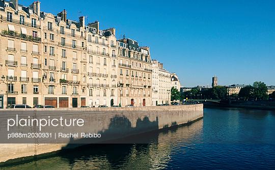 Paris - p988m2030931 von Rachel Rebibo