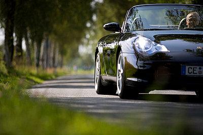 Porsche Cabrio - p6650040 von Roman Thomas