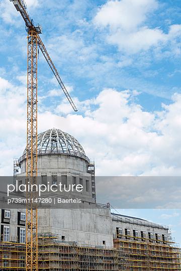 Baustelle des Humboldtforum - p739m1147280 von Baertels