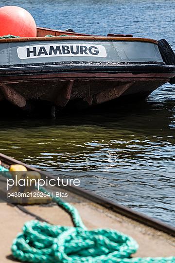 Hamburg - p488m2126264 von Bias