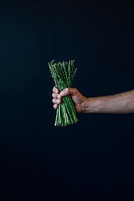 Asparagus  - p1262m1119985 by Maryanne Gobble