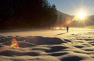 Alpen - p3300539 von Harald Braun