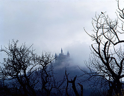 Hohenzollern Castle - p1016m1591192 by Jochen Knobloch