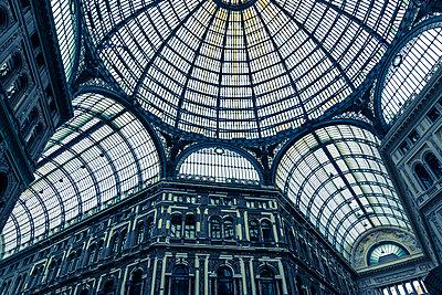 Galleria Umberto I, Naples, Italy - p1170m1590098 by Bjanka Kadic