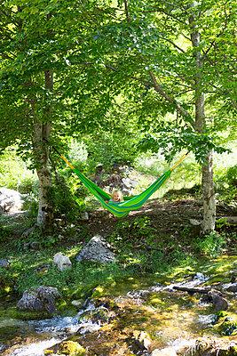 Im Grünen abhängen - p454m2183614 von Lubitz + Dorner