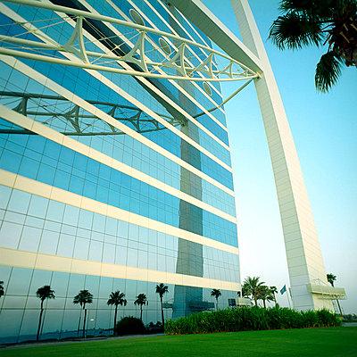 Burj Al Arab Hotel - p8473465 by Zoltan Gavai
