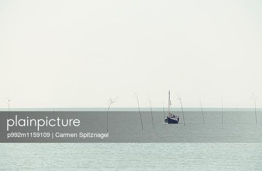 Segelboot - p992m1159109 von Carmen Spitznagel