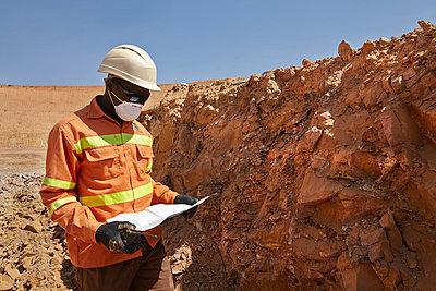 Mineralien - p390m777974 von Frank Herfort