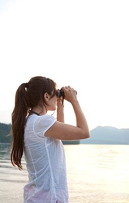 Binoculars - p4540518 by Lubitz + Dorner