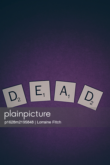 DEAD - p1628m2195848 by Lorraine Fitch