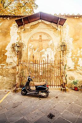 Toskana, Lucca - p1482m1564825 von karsten lindemann