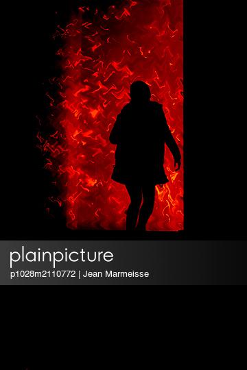 In the blast - p1028m2110772 by Jean Marmeisse