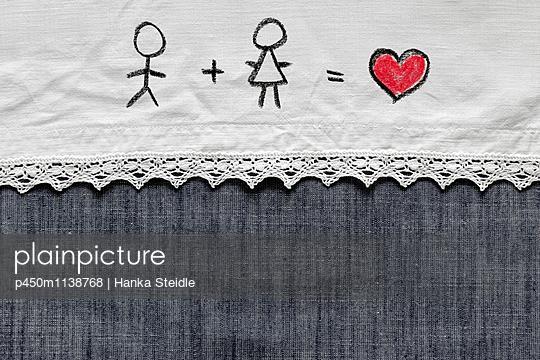 Verliebt   - p450m1138768 von Hanka Steidle