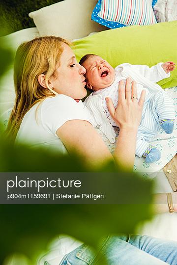 Mutter und Kind - p904m1159691 von Stefanie Neumann