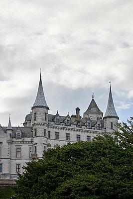Dunrobin Castle - p1124m1491964 von Willing-Holtz