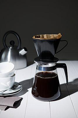 Filterkaffee - p1149m1144572 von Yvonne Röder