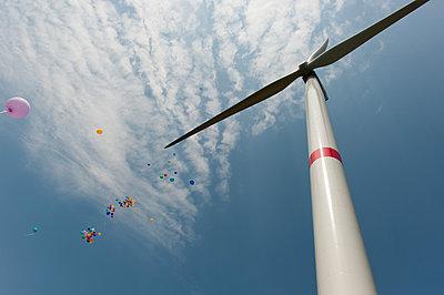 Windparkeröffnung - p1079m1184973 von Ulrich Mertens