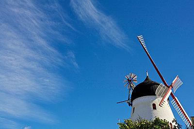 Alte Mühle in Dänemark - p6650033 von Roman Thomas