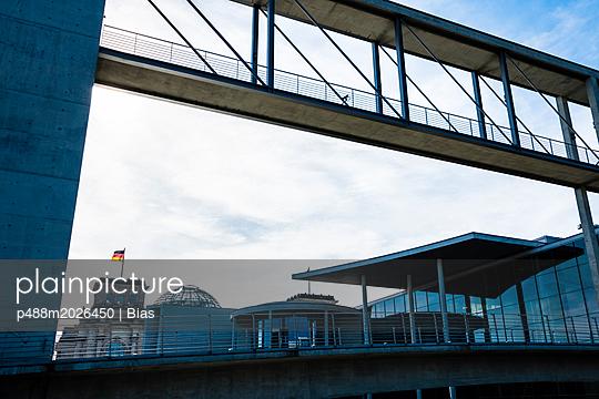 Brücke - p488m2026450 von Bias