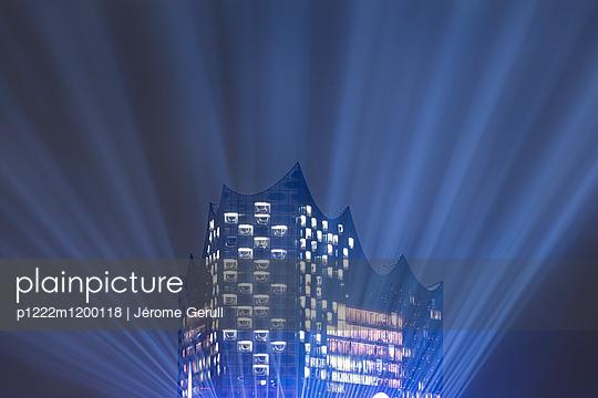 Elbphilharmonie  - p1222m1200118 von Jérome Gerull