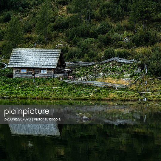 Piggery on the lakefront, Kärnten - p280m2237870 by victor s. brigola