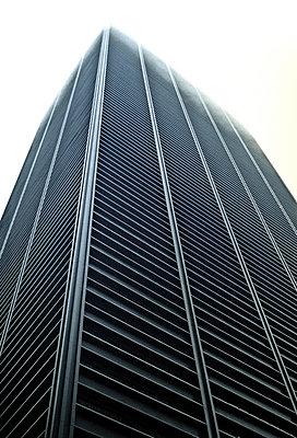 Skyscraper Edge - p1072m829044 by Joanna Robbins