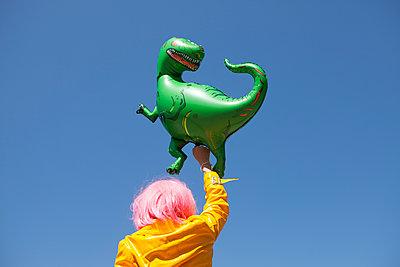 Tyrannosaurus - p045m1154737 by Jasmin Sander