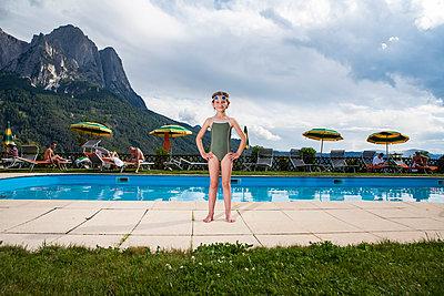 Urlaub in den Bergen - p1386m1441761 von Lindqvist