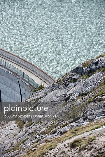 Staumauer Großglockner - p533m1525243 von Böhm Monika