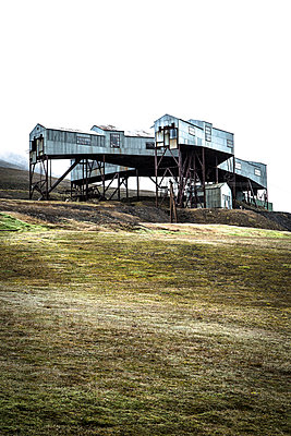 Altes Bergwerk - p1062m954002 von Viviana Falcomer
