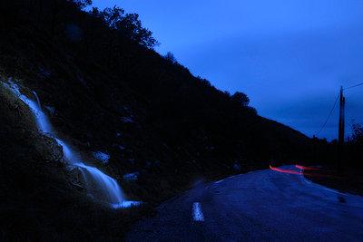 Nachtfahrt - p8290266 von Régis Domergue