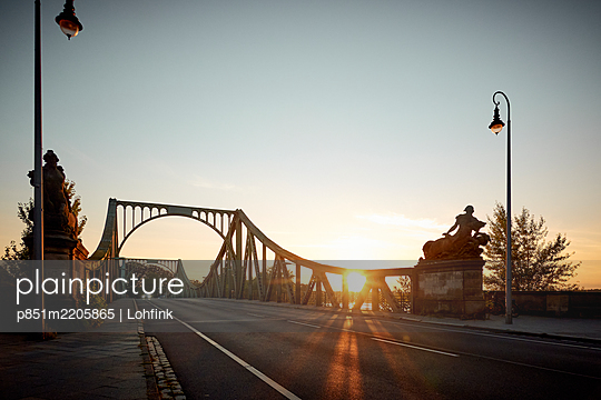 Glienicke Bridge, Potsdam, Berlin - p851m2205865 by Lohfink
