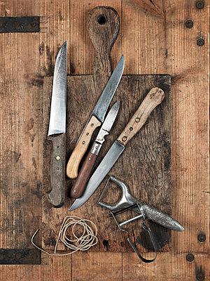 Küchenmesser - p1052m815400 von Wolfgang Ludwig