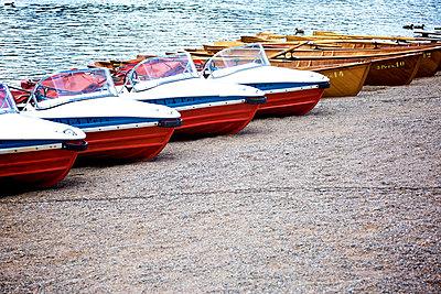 Bootreihe - p606m1215543 von Iris Friedrich