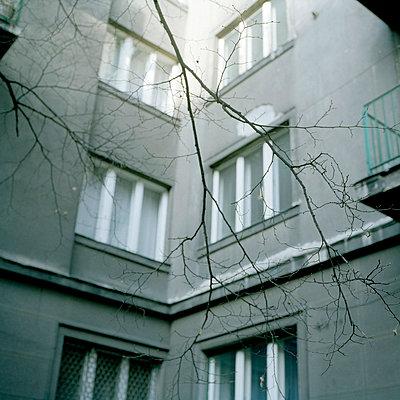Nachbarn - p949m757936 von Frauke Schumann
