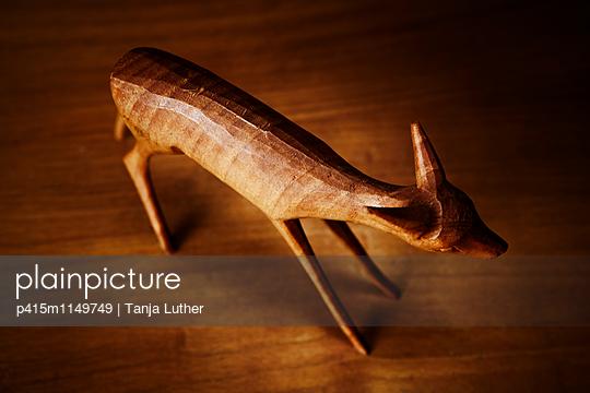 Holzfigur - p415m1149749 von Tanja Luther
