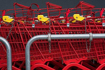 Einkaufswagen - p1638m2232171 von Macingosh
