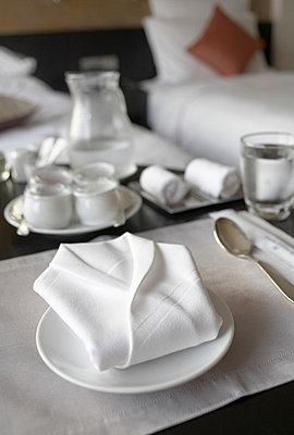 Eine Mahlzeit im Hotel - p6060057 von Iris Friedrich