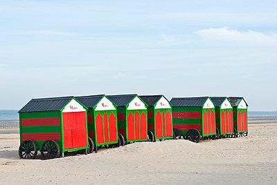 Strandhütten - p2200750 von Kai Jabs