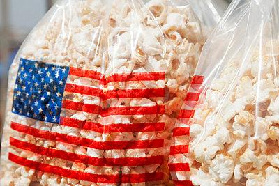 Popcorn - p495m831551 by Jeanene Scott