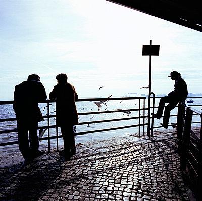 Hafenruhe - p545m817078 von Ulf Philipowski
