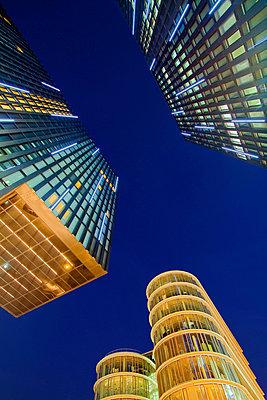 Office buildings - p974m661403 by Volker Banken
