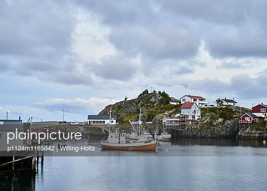 Hafen auf den Lofoten - p1124m1165642 von Willing-Holtz
