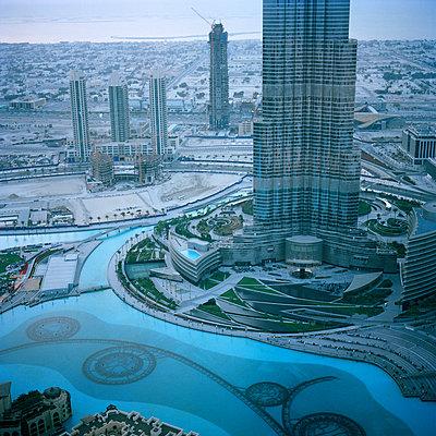 Burj-Khalifa Dubaï United-Arab-Emirates - p1097m882179 by Mélanie Bahuon