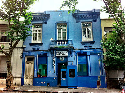 South America, Uruguay, Montevideo, Street View - p300m1010144 by Arist von S.