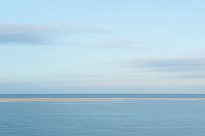 Blue hour - p1203m1064110 by Bernd Schumacher
