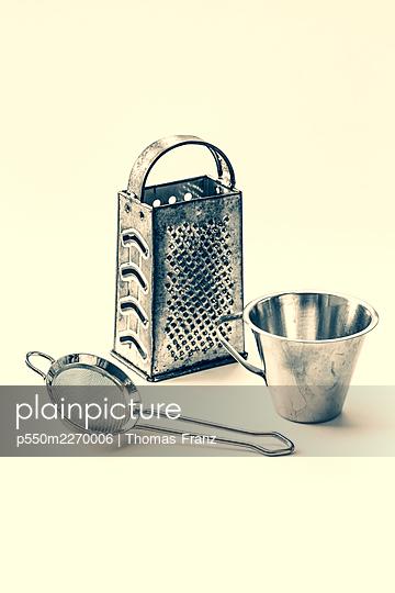 Three kitchen items - p550m2270006 by Thomas Franz